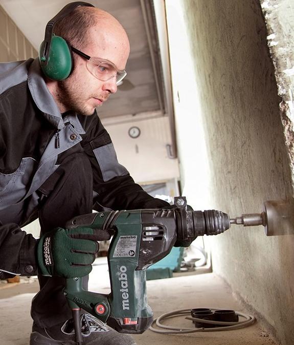 profesionalūs įrankiai statybai ir remontui