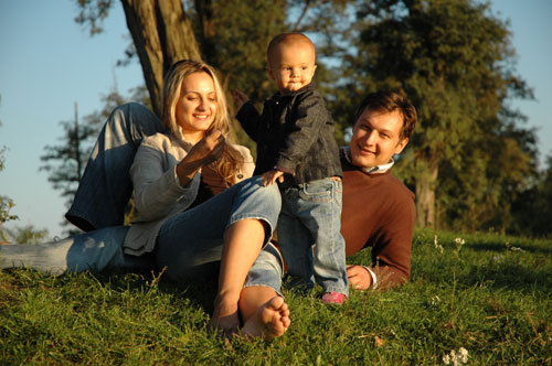 Šeima ir vaikai