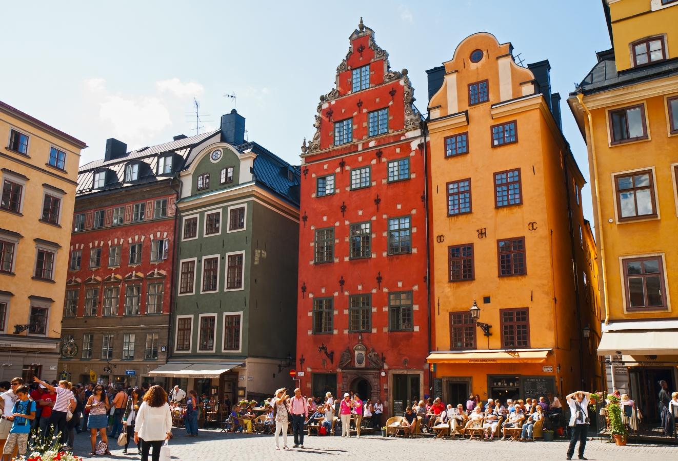Skrydis į Stokholmą