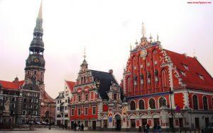 lėktuvo bilietai į Latviją